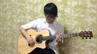 (Sungha Jung) On Cloud Nine - Steve Lee