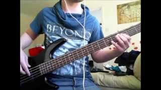 Bring me the Horizon - Can you feel my Heart (Bass Cover)