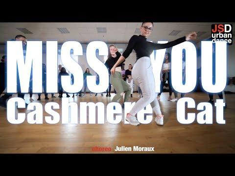 Miss You - Cashmere Cat / Major Lazer / Tory Lanez Dancehall dance @JulienMoraux // JSD