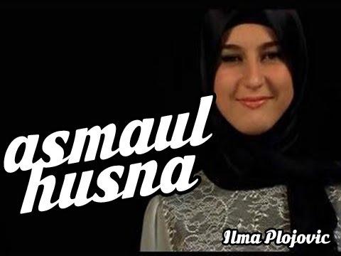 Lantunan Asmaul Husna Indah