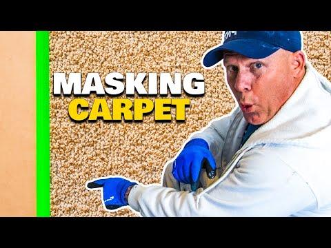 Painting Skirting Boards Carpet Protector Vidalondon