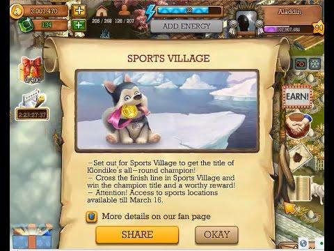 Klondike Winter Sport Village Part I
