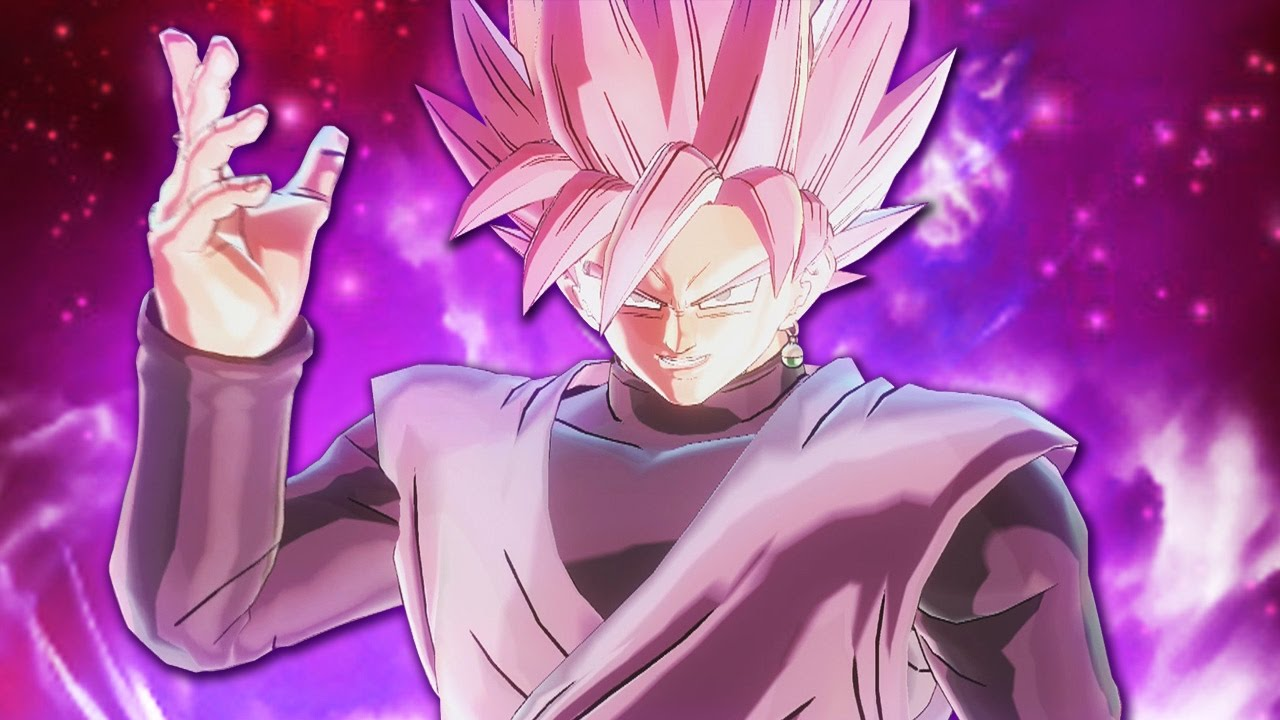 Super Saiyan Rose Goku Black Wallpaper: NEW Goku Black Super Saiyan Rose GAMEPLAY! (EXCLUSIVE