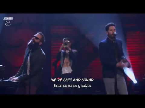 Capital Cities-Safe and sound live