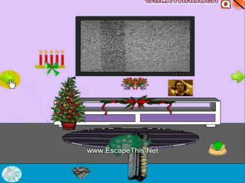 Diamond Room Escape Christmas Walkthrough - EscapeThis.Net