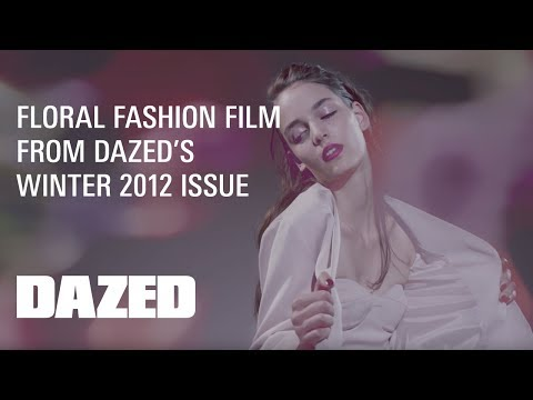 """""""Holy Flowers"""" - A Fashion Film by Pierre Debusschere"""