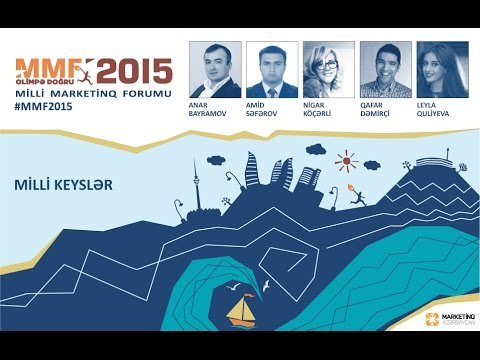 MMF2015 - 1-ci panel