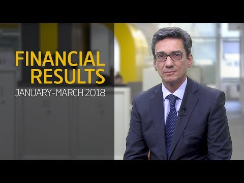 Ferrovial | January – March 2018 Financial Results