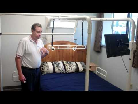 Friendly Beds-Safe/Independent Bed Transfers for People with Little/No Leg Strength