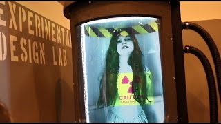 Pale Night Productions interactive effects at TransWorld Halloween 2015