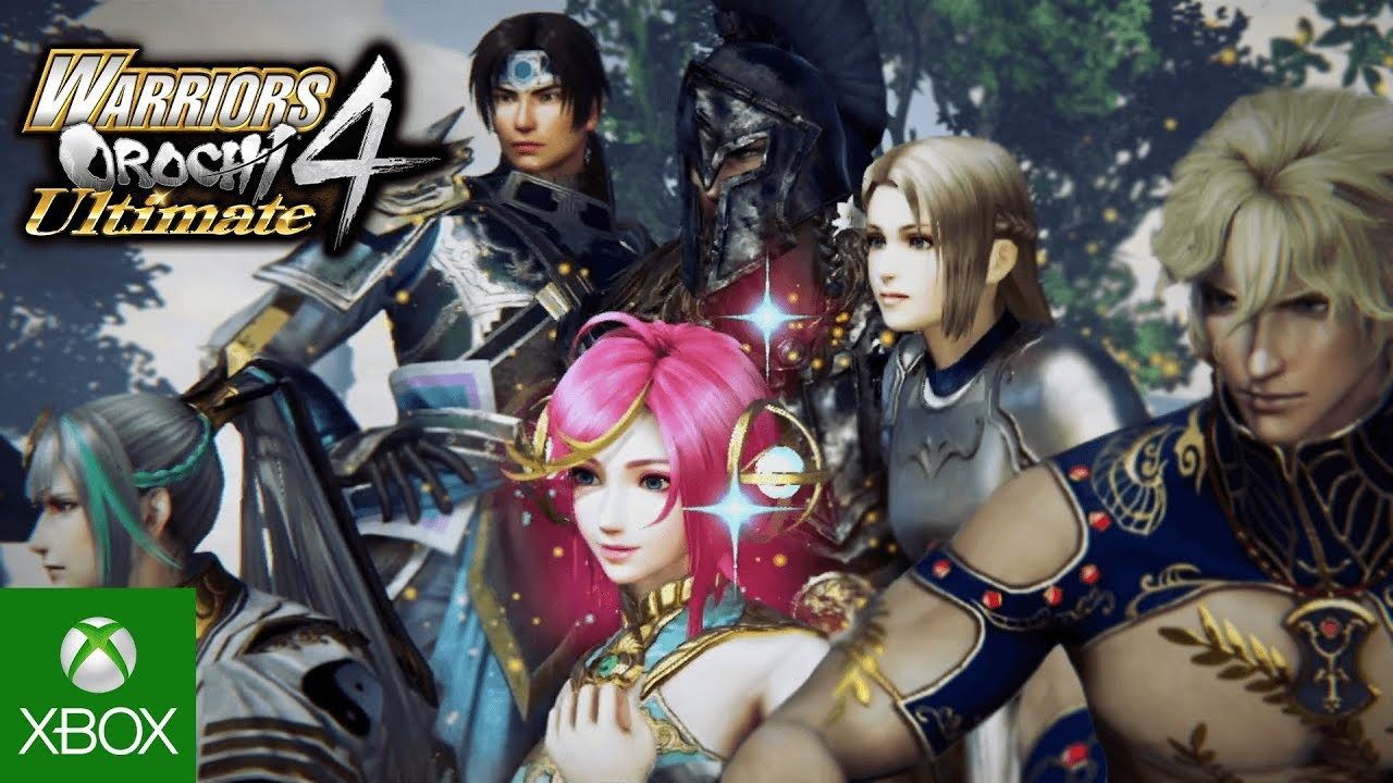 Warriors Orochi 4 Ultimate - Launch Trailer - YouTube