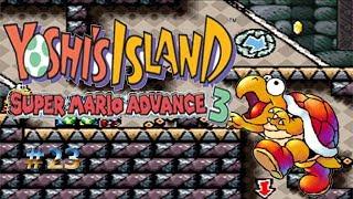 El Gran Koopa/Yoshi´s Island: Super Mario Advance 3 #23