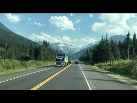 From Moose Jaw, SK to Nanaimo, BC | Cross Canada Travel Vlog