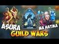 Ma Hatma & Asura: DEADLY Combo! Guild Wars Castle Clash