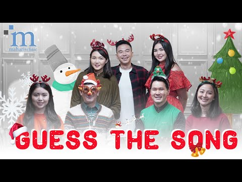 MAHARIS DOCTORS GUESS THAT SONG CHALLENGE (CHRISTMAS EDITION) | #MAHARISGAMES