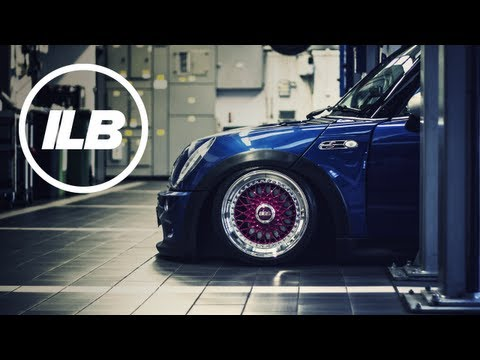 Niall O'Dowd's Mini Cooper S on ilovebass.co.uk