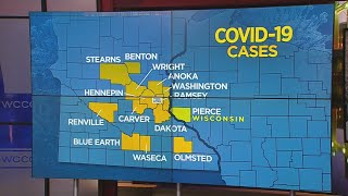 Coronavirus In Minnesota: Total Number Of Cases Rises To 60
