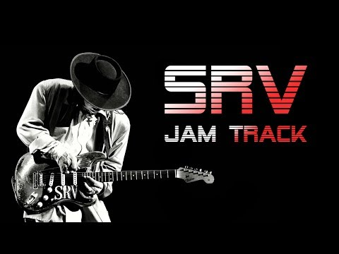 Stevie Ray Vaughan - Chitlins Con Carne (Backing Track)