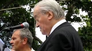 Jack Ralite au meeting des 39 du 25 06 2011