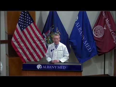 Capital Region Hospitals Provide Update On Coronavirus Preparedness Plans