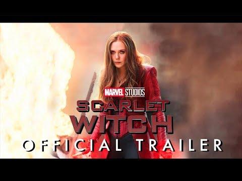 Marvel Studios' Scarlet Witch – Trailer (Dark Phoenix Style)
