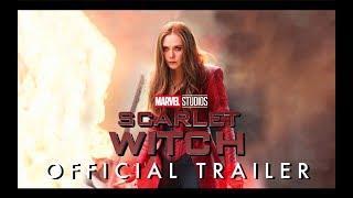 Marvel Studios' Scarlet Witch - Trailer (Dark Phoenix Style)
