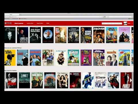 Netflix Tutorial