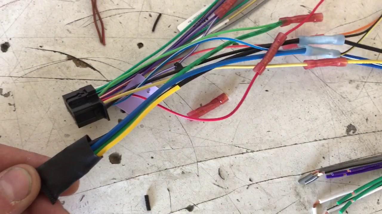 navtv hur 997 how to wire ntv kit210 porsche fiber optic [ 1280 x 720 Pixel ]