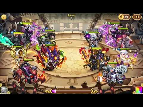 (IH) - More King Barton 10* in Action Boys!