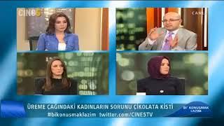 Çikolata Kisti Endometriozis Hastalığı - Prof Dr Engin Oral