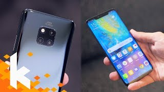 Alleskönner: Huawei Mate 20 Pro (HandsOn)