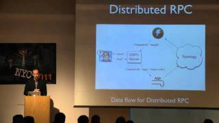 Cassandra NYC 2011: Nathan Marz - The Storm and Cassandra Realtime Computation Stack