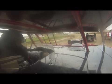 5-25-15 Florence speedway heat race