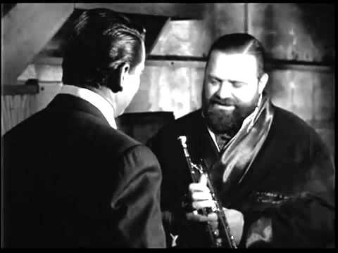"Al Hirt & Richard Egan, ""Fanfare For A Death Scene"""