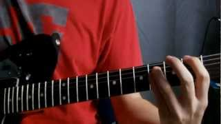 Nirvana - Serve The Servants Guitar Lesson How To Play