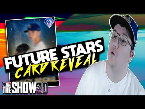 FUTURE STARS Card Reveal MLB The Show 20 Diamond Dynasty