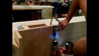How To Build A Fireplace Mantel And Surround 2 Of 5