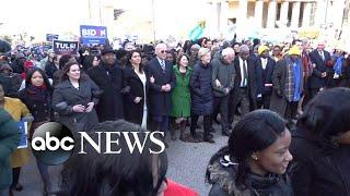 Senators forced to leave campaign trail for impeachment trial l ABC News