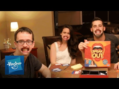 Speak Out Ad - 'Watch Ya' Mouth' Part 2 ft Joe Santagato - Hasbro Gaming