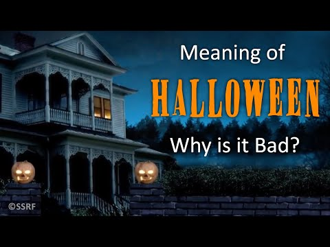meaning of halloween reasons to stop celebrating it youtube - True Meaning Of Halloween Christian
