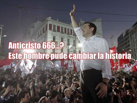 Anticristo ? Alexis Tsipras, este hombre puede cambiar la historia