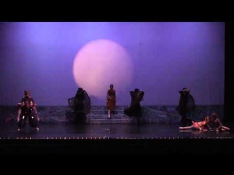 The Little Mermaid, an original story ballet (part 4 of 5)