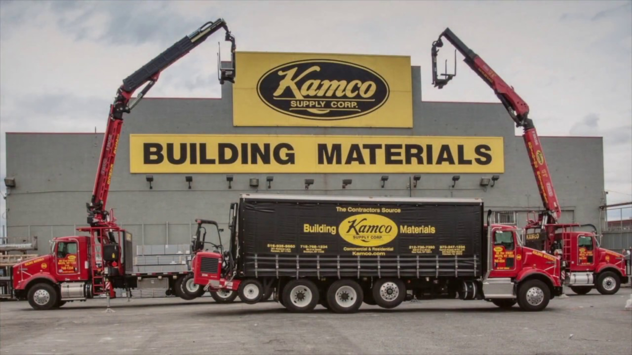 The Contractor's Source for Building Materials in NYC