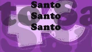 SANTO-COALO ZAMORANO (LETRA)