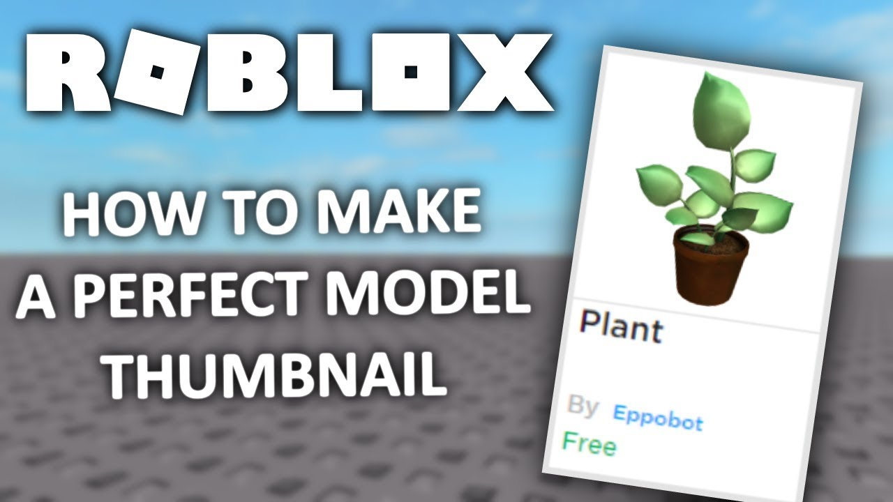 Roblox Fps Shooter Game Thumbnail Free Robux Generator Hacks Roblox Tutorial How To Make A Perfect Model Thumbnail Youtube