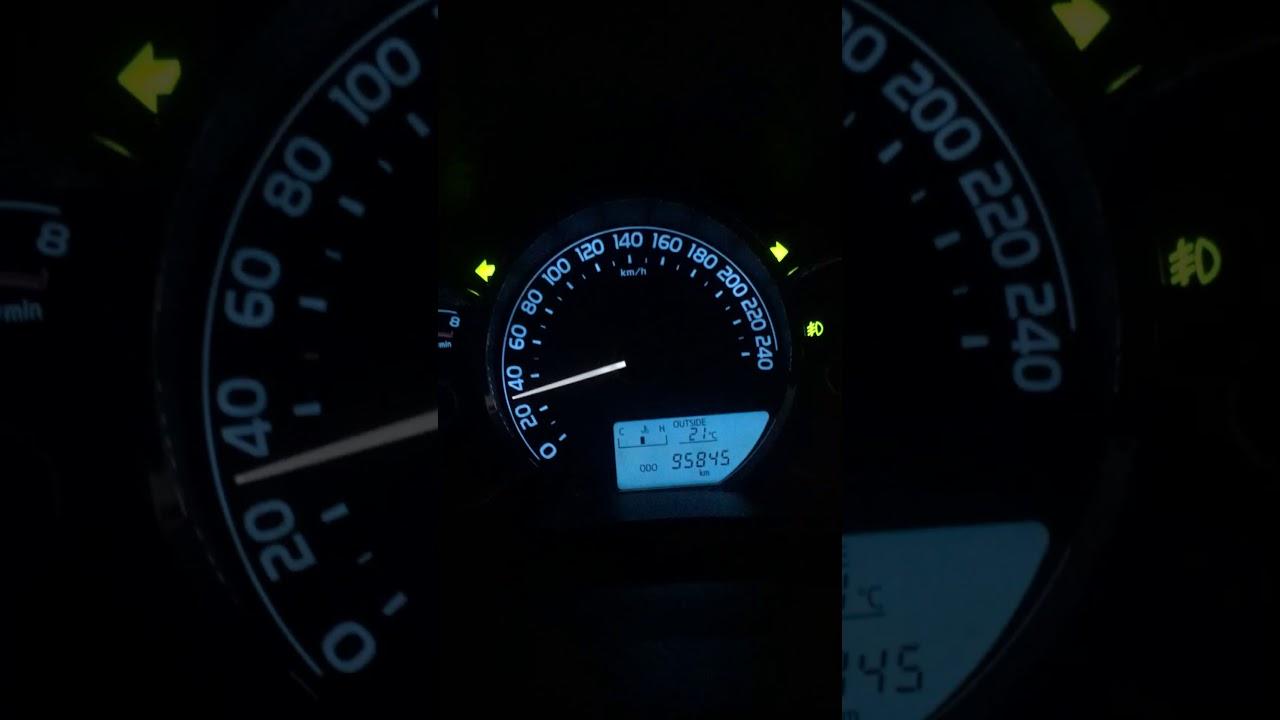 Toyota Corolla 1.6 Advance 0-100 Hız Denemesi/ Corolla 0-100 Acceleration