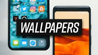 Where's That Wallpaper From?
