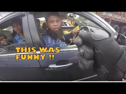 What the !!! He fell near that bus + Sweater on CAR + balloon on car | Bangalore reactions 38