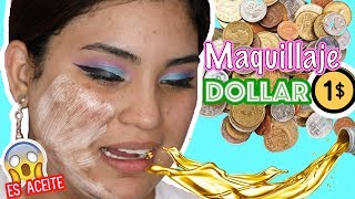 Maquillaje BARATO DEL DOLLAR  (Es puro aceite) - roccibella