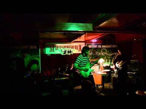 Minstrel's Gallery - Paradoxes (Live @Маракана, 20. XI 2015)